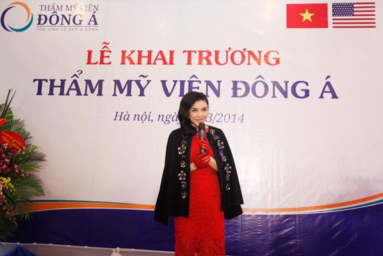 Toàn cảnh lễ khai trương TMV Đông Á 8