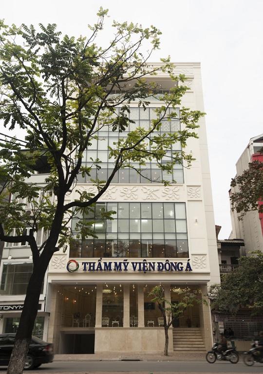 Lễ ký kết hợp tác giữa TMV Đông Á và bệnh viện thẩm mỹ Meridia Huron Hoa Kỳ 1