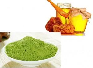 Chi tiết cách chữa sẹo ngoài da bằng bột trà xanh