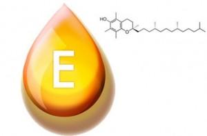 Trị sẹo thâm kết hợp chống lão hóa da với Vitamin E