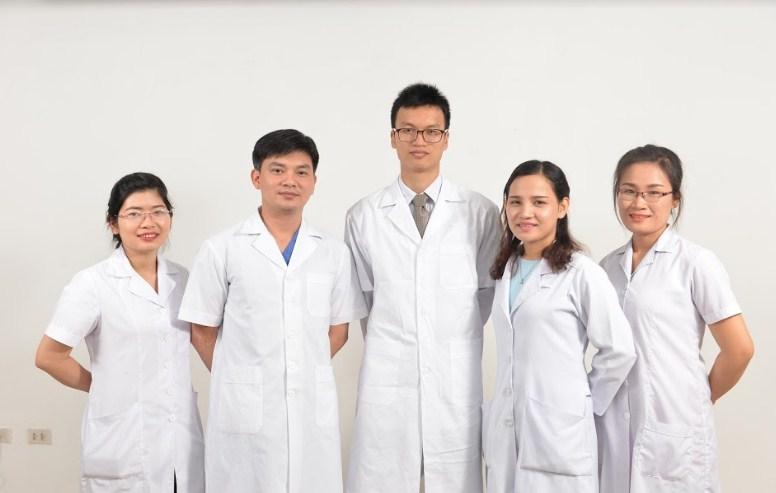 đội ngũ bác sỹ uy tín của thẩm mỹ viện trị sẹo đông á Hà Nội