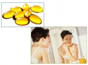 TỪ A – Z kiến thức khi có ý định trị sẹo lõm bằng vitamin E