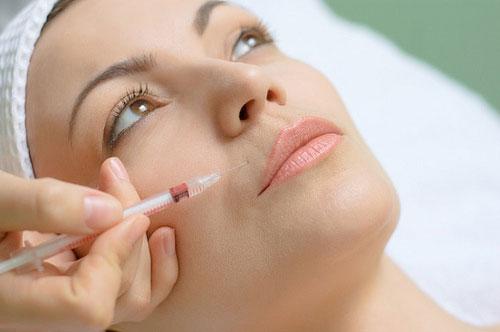 tiêm là cách trị sẹo thủy đậu hiệu quả